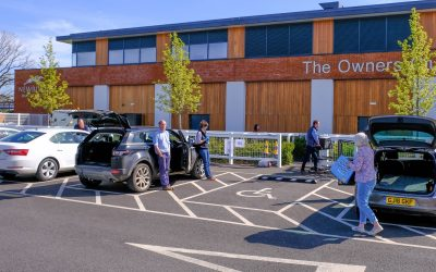 Greenham Trust helps Fair Close partnership to deliver nearly 1000 meals a week