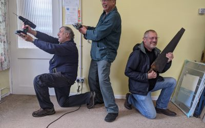 Fair Close Men's Shed opening soon