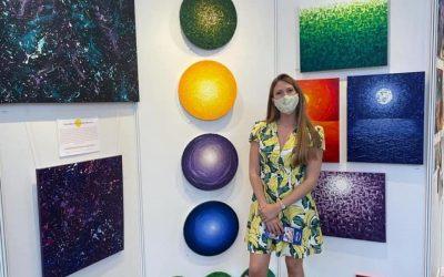 Art Show raises £596!!